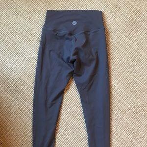 Til You Collapse classic leggings